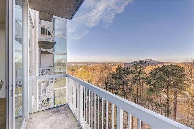 3300 Windy Ridge Pkwy #905, Atlanta, GA 30339 (MLS #8897501) :: Anderson & Associates