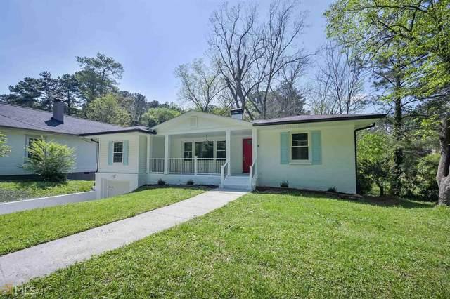138 W Lake Ave, Atlanta, GA 30314 (MLS #8898359) :: RE/MAX Eagle Creek Realty