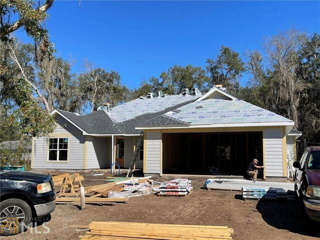 215 Cinder Hill, Brunswick, GA 31523 (MLS #8899527) :: The Realty Queen & Team