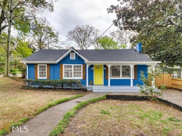 1946 Baker Rd, Atlanta, GA 30318 (MLS #8900027) :: Team Cozart