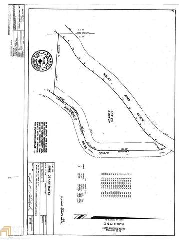 0 Springdale Dr Lot 25, Palmetto, GA 30268 (MLS #8900364) :: Crown Realty Group