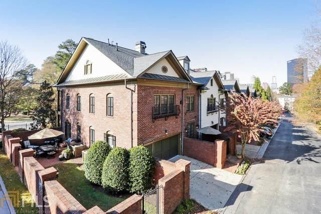 3127 Lenox Rd #40, Atlanta, GA 30324 (MLS #8900445) :: Scott Fine Homes at Keller Williams First Atlanta