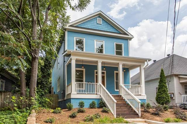 668 SE Bryan St, Atlanta, GA 30312 (MLS #8901063) :: Team Cozart