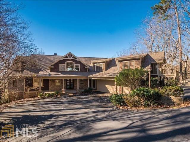 510 Highland Trl, Big Canoe, GA 30143 (MLS #8901460) :: Team Cozart
