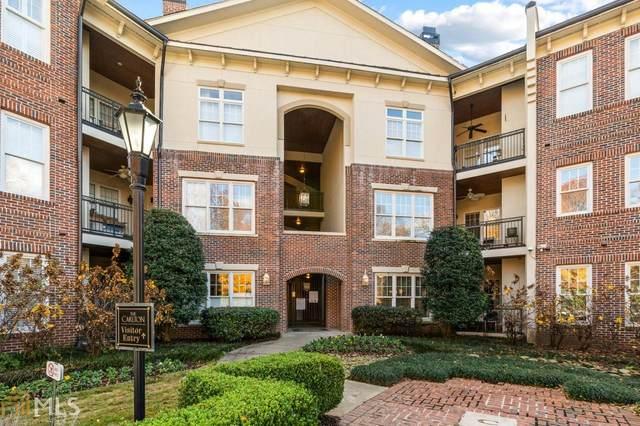 825 Highland Ln #1104, Atlanta, GA 30306 (MLS #8901732) :: Regent Realty Company