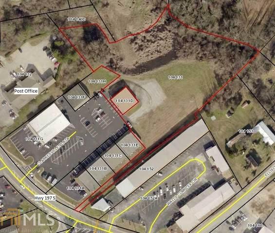 0 Clarkesville Plaza, Clarkesville, GA 30523 (MLS #8902149) :: Maximum One Greater Atlanta Realtors
