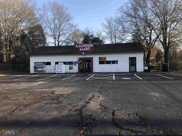 610 Calhoun Ave, Rome, GA 30165 (MLS #8902954) :: Crown Realty Group