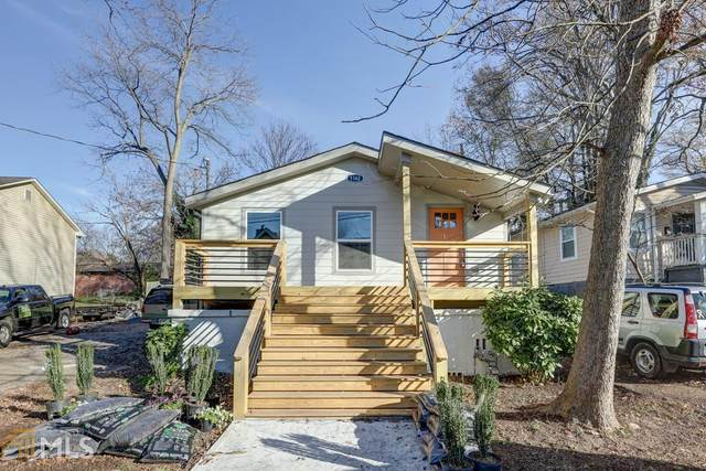 1162 Booker Ave, Atlanta, GA 30310 (MLS #8904017) :: Amy & Company | Southside Realtors