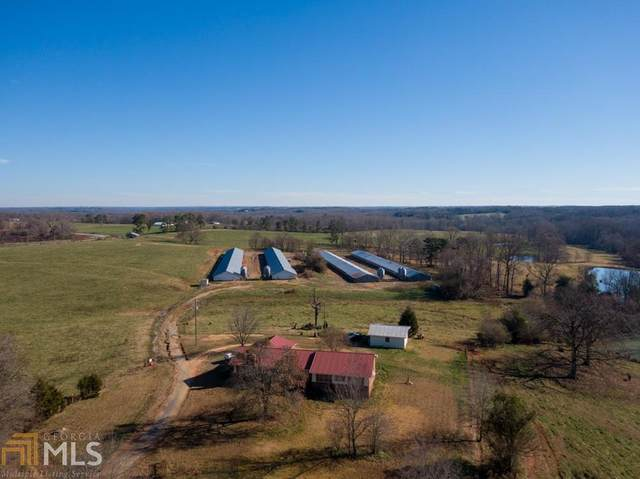 4308 Athens Rd, Carnesville, GA 30521 (MLS #8904047) :: Regent Realty Company