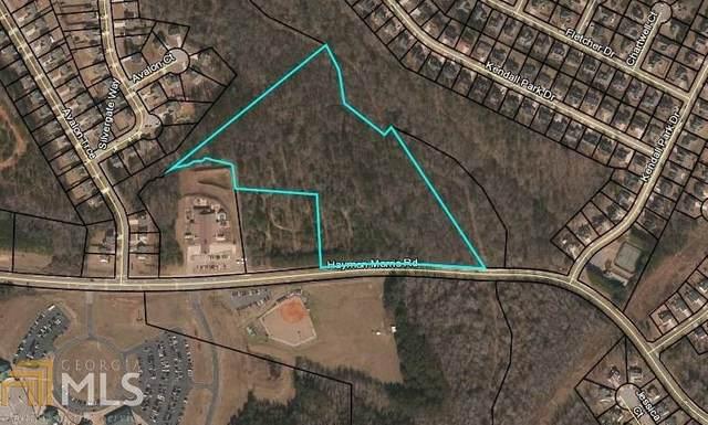 0 Haymon Morris Rd, Winder, GA 30680 (MLS #8904112) :: Buffington Real Estate Group