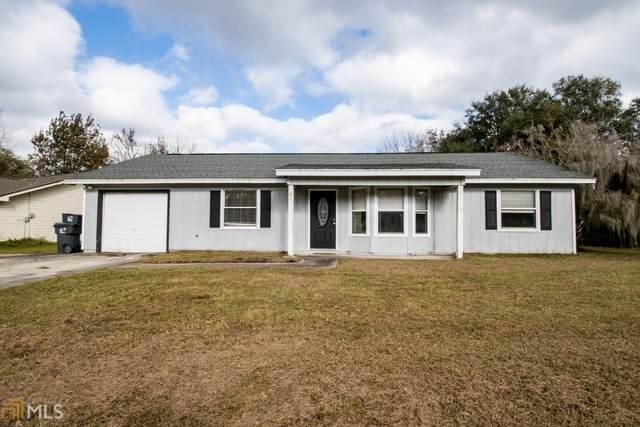 411 Sunnyside Dr, St. Marys, GA 31558 (MLS #8904139) :: Rettro Group