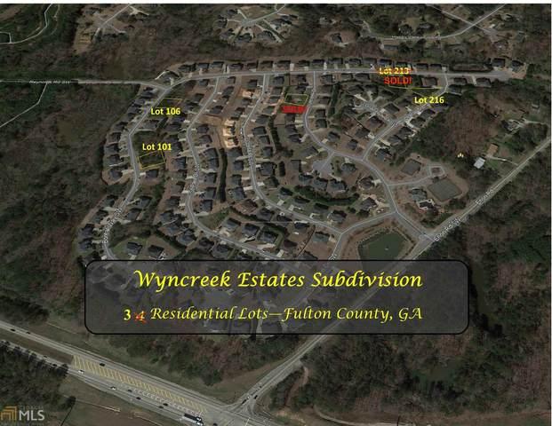 5576 SW Boreal Way Lot 106, Atlanta, GA 30331 (MLS #8904335) :: Crest Realty