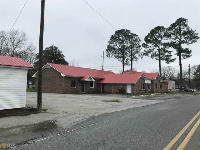 186 E Dykes Street, Cochran, GA 31014 (MLS #8904568) :: Statesboro Real Estate