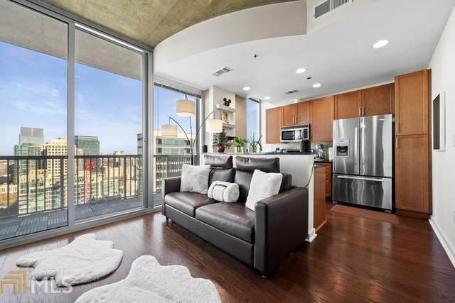 855 NE Peachtree St #2704, Atlanta, GA 30308 (MLS #8905234) :: Buffington Real Estate Group