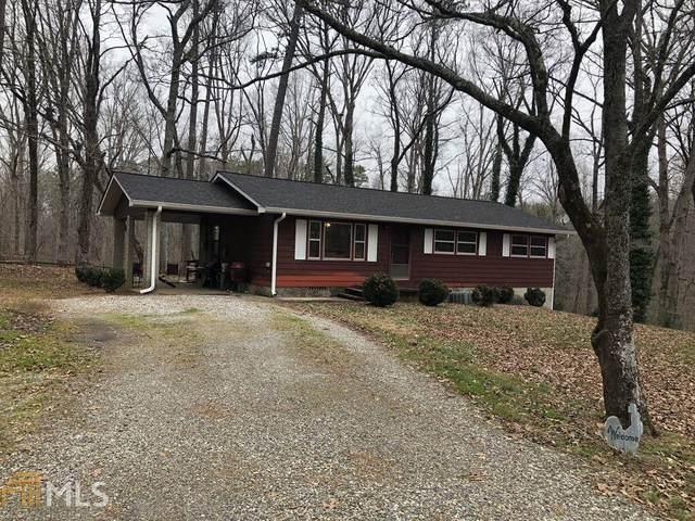 345 Habersham Mills Rd, Demorest, GA 30535 (MLS #8906530) :: Keller Williams Realty Atlanta Partners