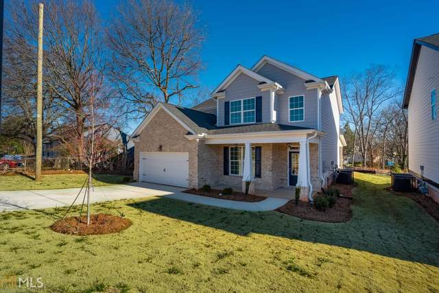 2469 Dixie Ave, Smyrna, GA 30080 (MLS #8906628) :: Scott Fine Homes at Keller Williams First Atlanta