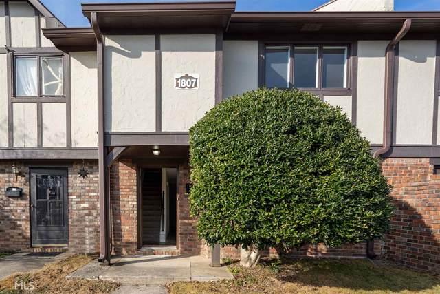 1807 Ashborough Apt E, Marietta, GA 30067 (MLS #8906815) :: Rettro Group