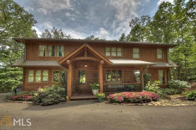 21 Azure Pt #10, Blue Ridge, GA 30513 (MLS #8907201) :: Athens Georgia Homes