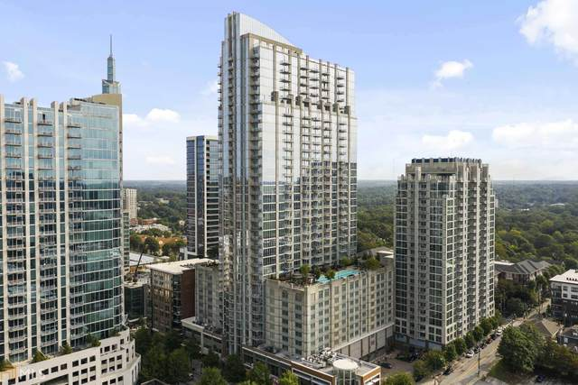 855 Peachtree St #1402, Atlanta, GA 30308 (MLS #8907499) :: Keller Williams Realty Atlanta Partners