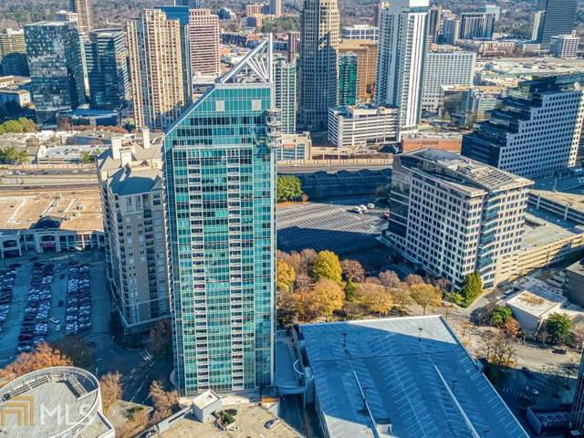 3338 Peachtree Rd #901, Atlanta, GA 30326 (MLS #8908054) :: Rettro Group