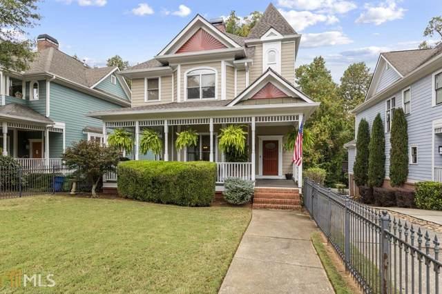 1218 North Ave, Atlanta, GA 30307 (MLS #8908435) :: Anderson & Associates