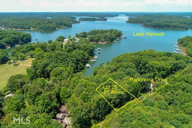 0 Panorama Dr Lot 26, Lavonia, GA 30553 (MLS #8908646) :: Crest Realty