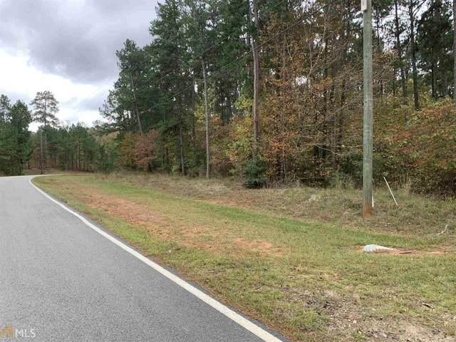 0 Lake Crest Drive Lot 59, Sparta, GA 31087 (MLS #8908655) :: Rettro Group