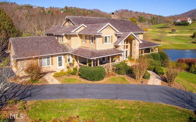 1379 Mountain Harbour Drive, Hayesville, NC 28904 (MLS #8908704) :: Rettro Group
