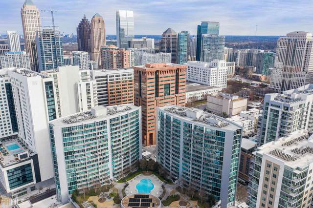 44 Peachtree Pl #426, Atlanta, GA 30309 (MLS #8909597) :: Keller Williams Realty Atlanta Partners