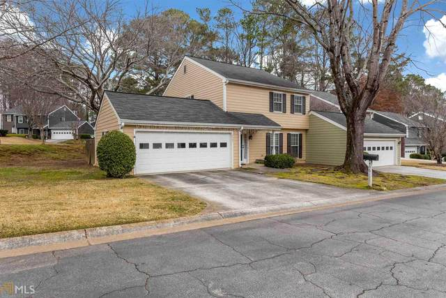 4561 Village Oaks Way, Dunwoody, GA 30338 (MLS #8909775) :: RE/MAX Eagle Creek Realty