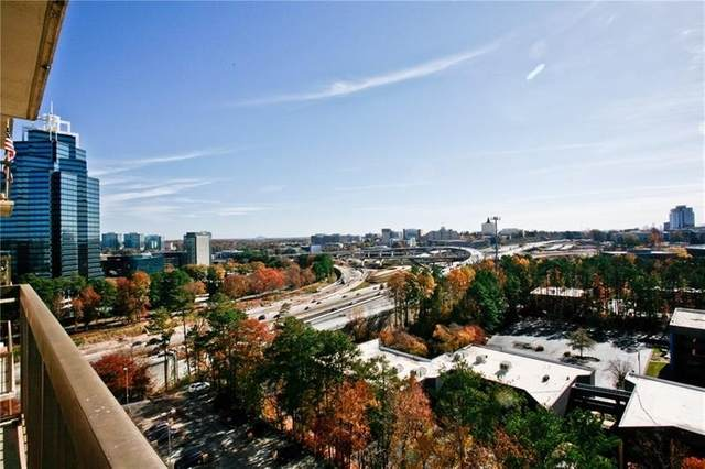 795 Hammond Dr #1507, Atlanta, GA 30328 (MLS #8910048) :: Rettro Group