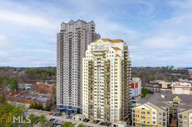 795 Hammond Dr #2304, Atlanta, GA 30328 (MLS #8910187) :: Rettro Group