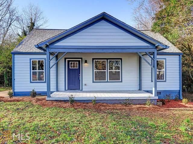 1021 Columbia Dr, Decatur, GA 30030 (MLS #8911077) :: Scott Fine Homes at Keller Williams First Atlanta