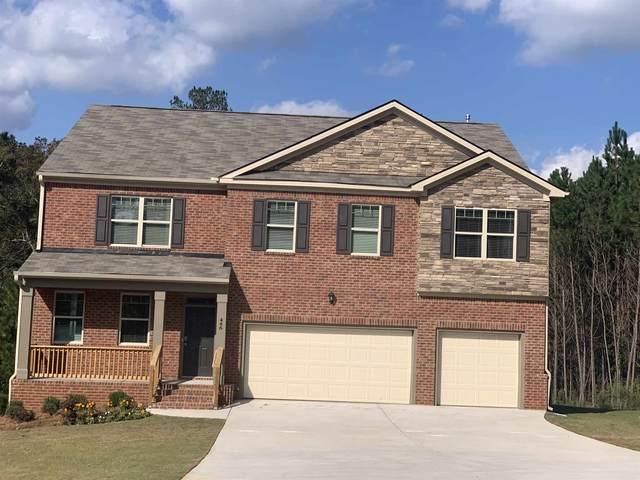 821 Tallowtree Ln #56, Mcdonough, GA 30252 (MLS #8911435) :: AF Realty Group