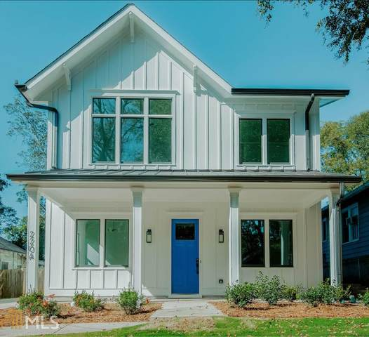 160 Flat Shoals Ave B, Atlanta, GA 30316 (MLS #8911595) :: Tim Stout and Associates