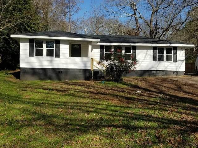 400 Third Ave, Covington, GA 30014 (MLS #8911757) :: Rettro Group