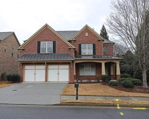 12151 Limeridge Ct, Alpharetta, GA 30004 (MLS #8912456) :: Scott Fine Homes at Keller Williams First Atlanta
