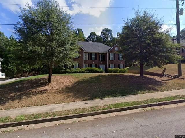4596 Lombard Road, Ellenwood, GA 30294 (MLS #8912698) :: RE/MAX Eagle Creek Realty
