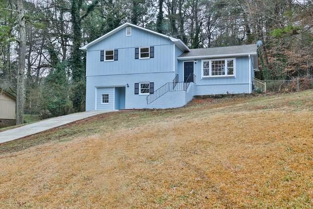 2929 Major Ct, Stone Mountain, GA 30087 (MLS #8913012) :: Scott Fine Homes at Keller Williams First Atlanta