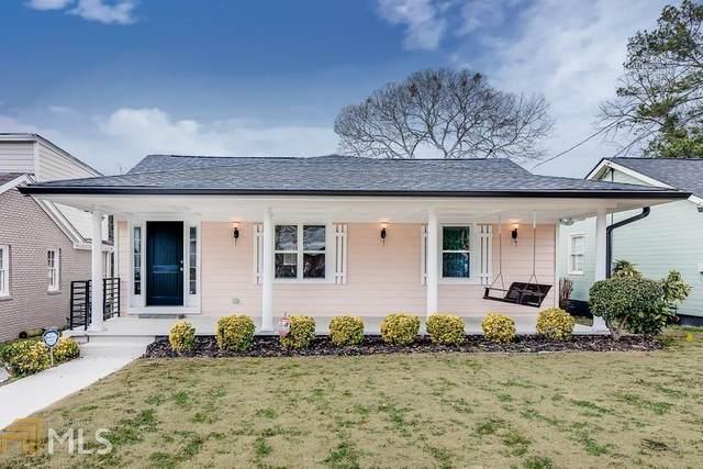 642 Albert St, Atlanta, GA 30318 (MLS #8913091) :: Buffington Real Estate Group