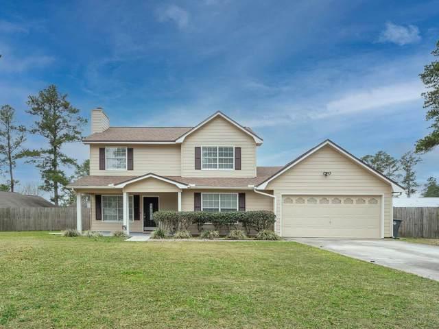202 Lonesome Pine Ct, Kingsland, GA 31548 (MLS #8913195) :: The Heyl Group at Keller Williams