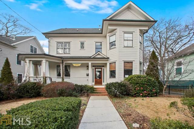 322 Pavillion St, Atlanta, GA 30315 (MLS #8913225) :: Team Cozart