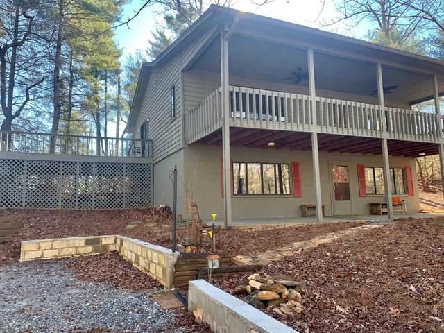 181 Hester Gap Rd, Cleveland, GA 30528 (MLS #8913253) :: RE/MAX Eagle Creek Realty