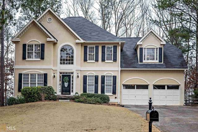 519 Fairway Dr, Woodstock, GA 30189 (MLS #8913373) :: Team Reign