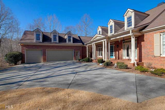 611 Ashford Estates Avevue 75B, Canton, GA 30115 (MLS #8913508) :: AF Realty Group