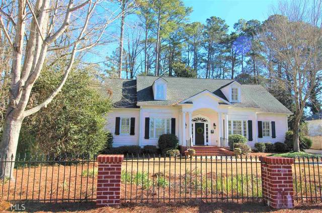 5 Sherwood Dr, Newnan, GA 30263 (MLS #8913558) :: Team Reign