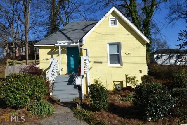 485 Dunbar St, Atlanta, GA 30310 (MLS #8913842) :: Anderson & Associates