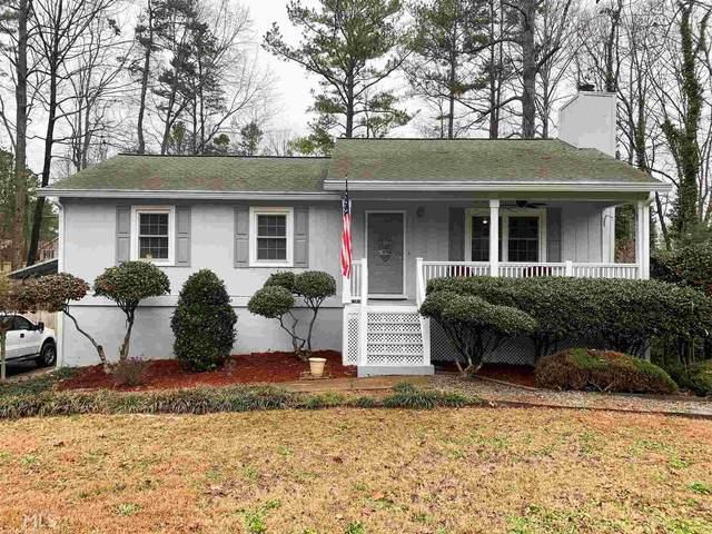1421 Creek Overlook, Marietta, GA 30066 (MLS #8913874) :: Bonds Realty Group Keller Williams Realty - Atlanta Partners