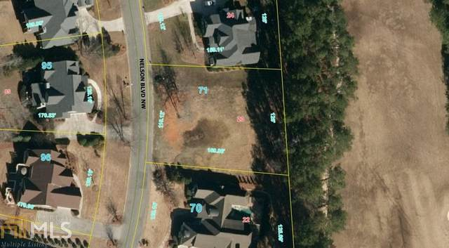 120 Nelson Boulevard NW, Rome, GA 30165 (MLS #8913899) :: EXIT Realty Lake Country