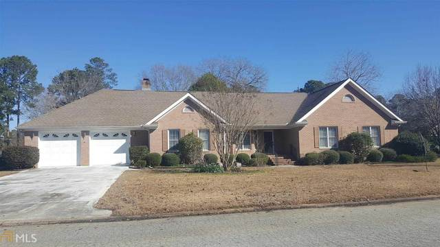 101 Sand Trap Way, Warner Robins, GA 31088 (MLS #8914427) :: RE/MAX Eagle Creek Realty